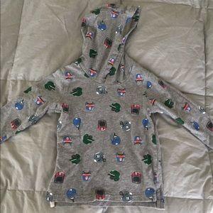 Carter's Boy's Football sweatshirt 3T